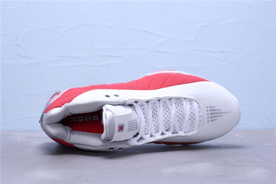 Nike Shox BB4 Varsity Red 2019 6