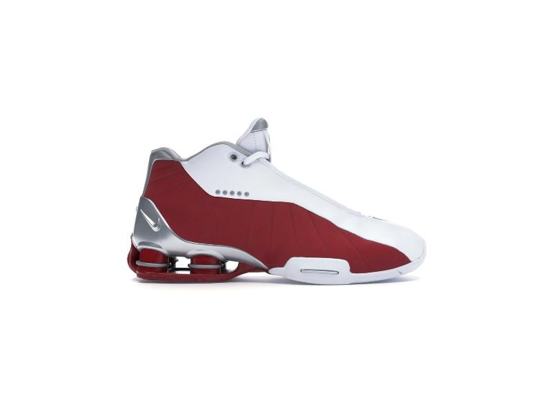Nike Shox BB4 Varsity Red 2019