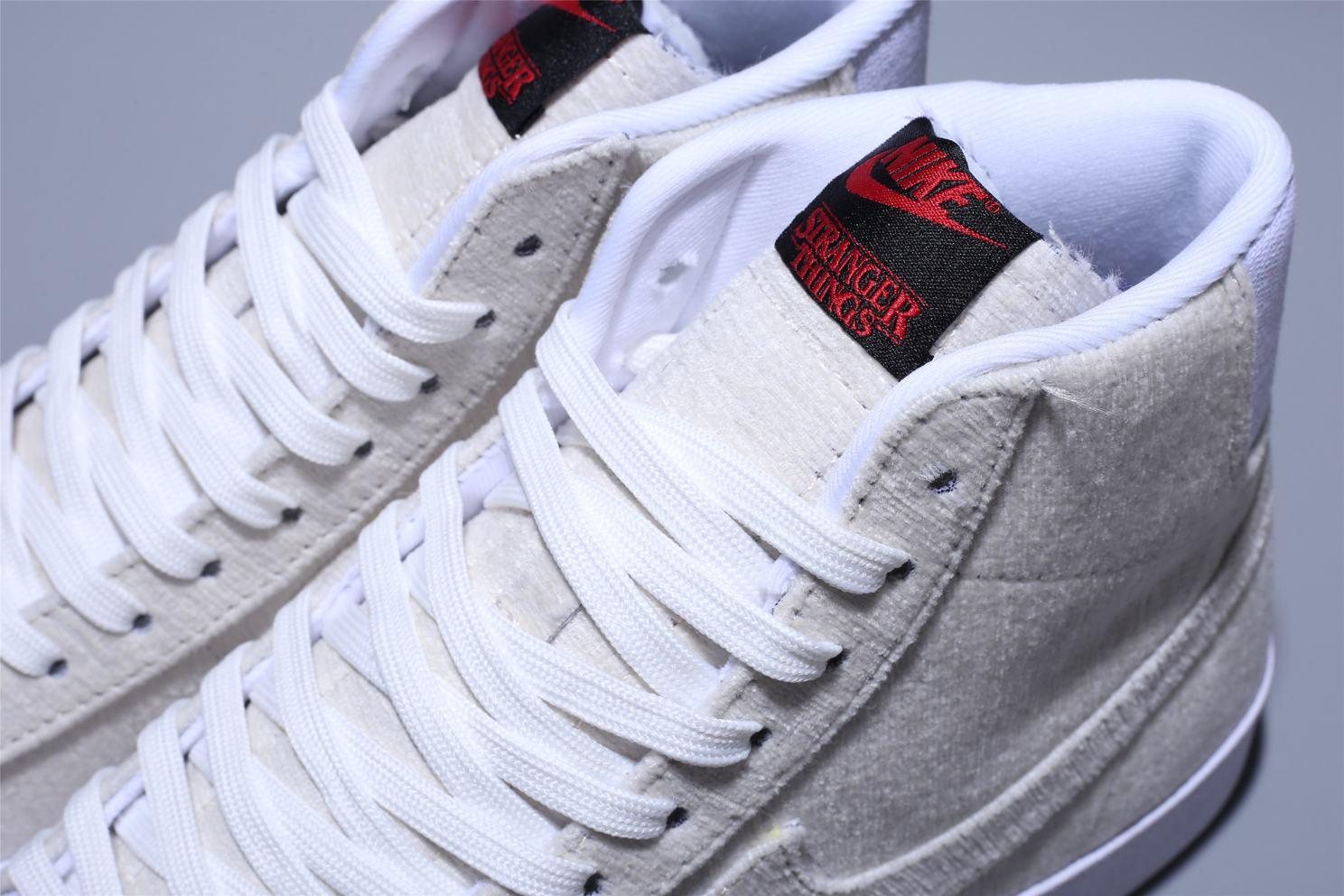 Nike Stranger Things x Blazer Mid QS Upside Down 11