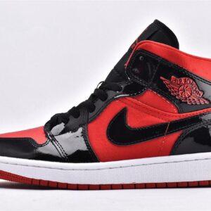 Nike Wmns Air Jordan 1 Mid Hot Punch 1
