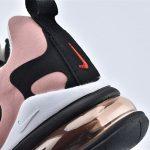 Nike Wmns Air Max 270 React Coral Black 12
