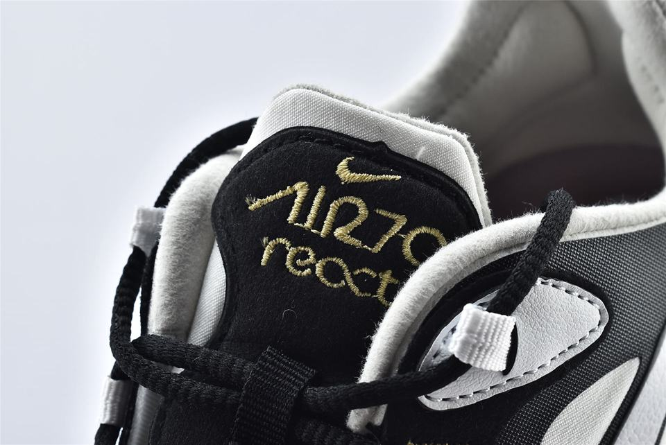 Nike Wmns Air Max 270 React Coral Black 14