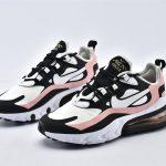 Nike Wmns Air Max 270 React Coral Black 5