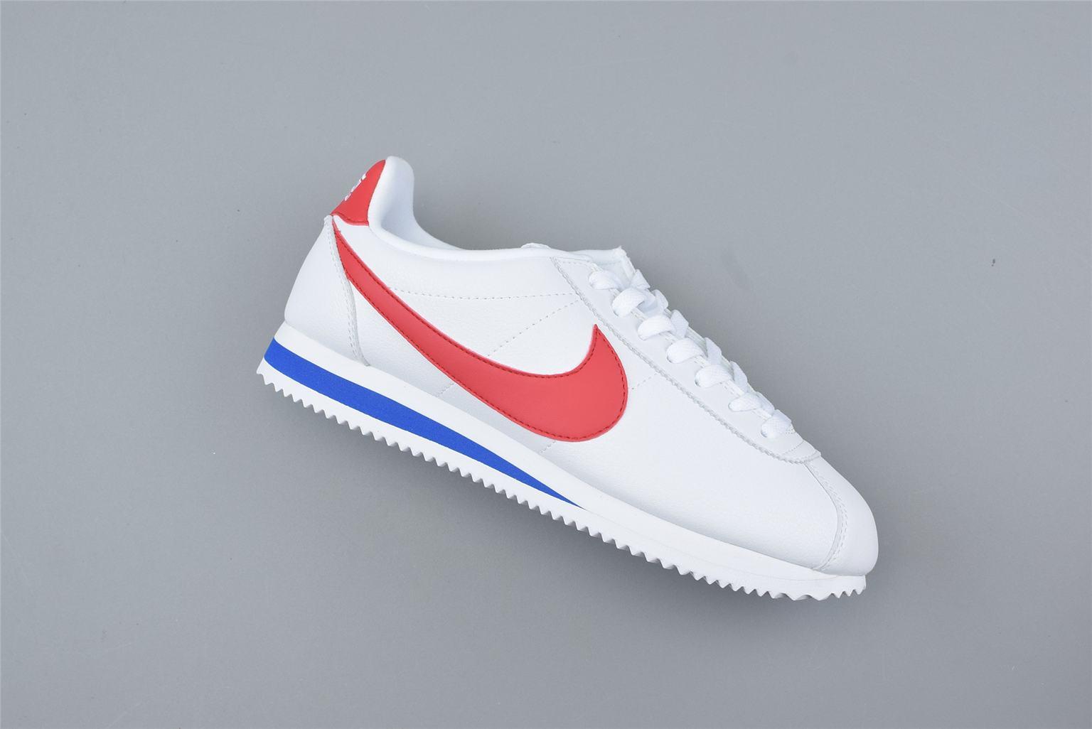 Nike Wmns Classic Cortez Leather QS Nai Ke 1