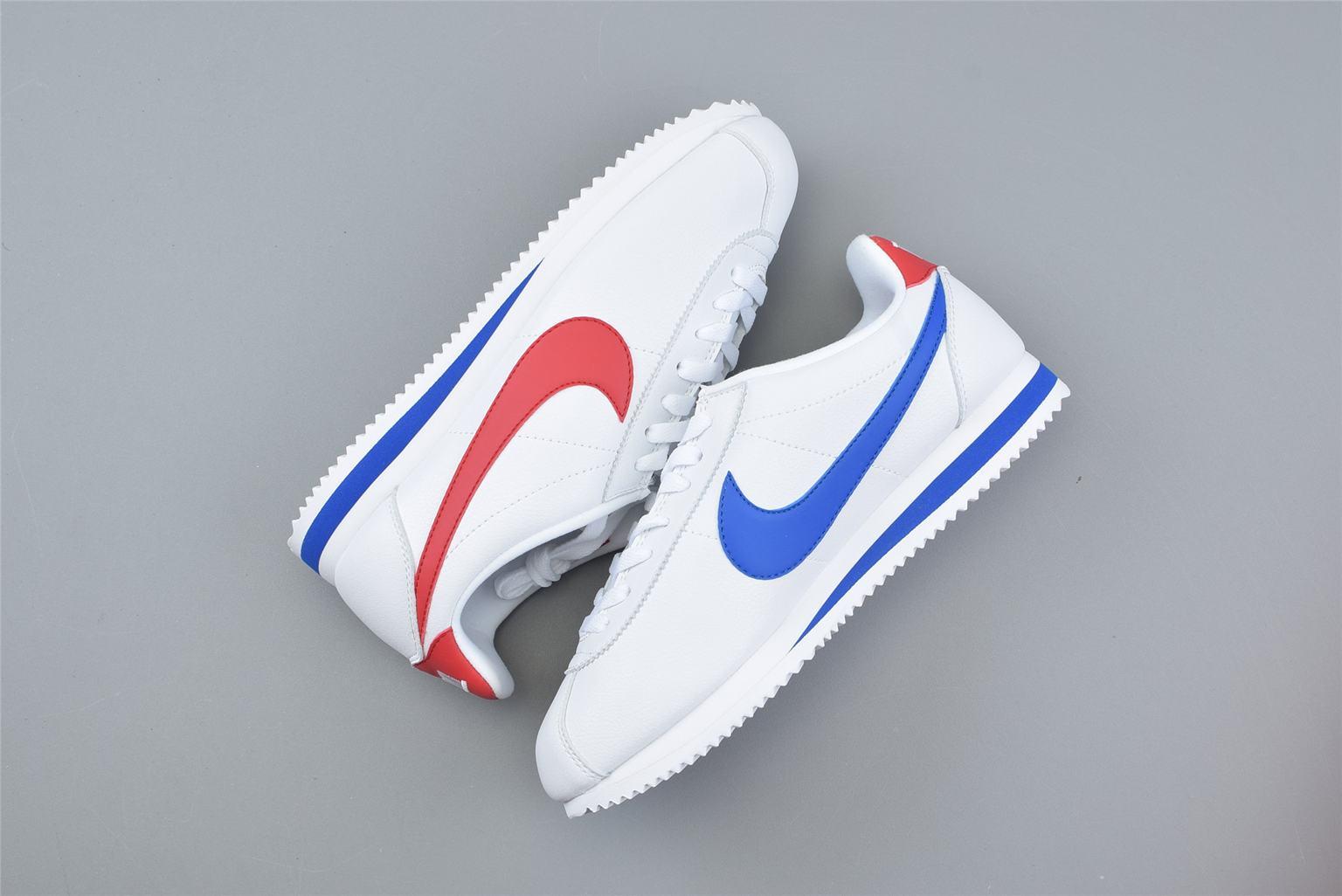 Nike Wmns Classic Cortez Leather QS Nai Ke 3