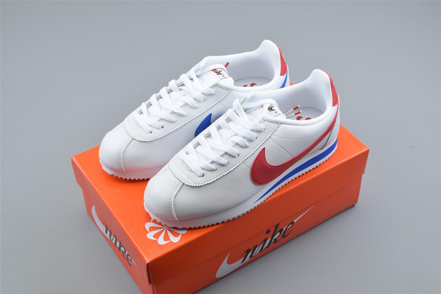 Nike Wmns Classic Cortez Leather QS Nai Ke 8
