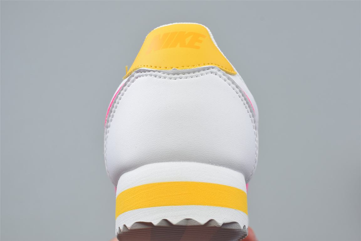 Nike Wmns Classic Cortez Leather Spring Pack Fuchsia 6