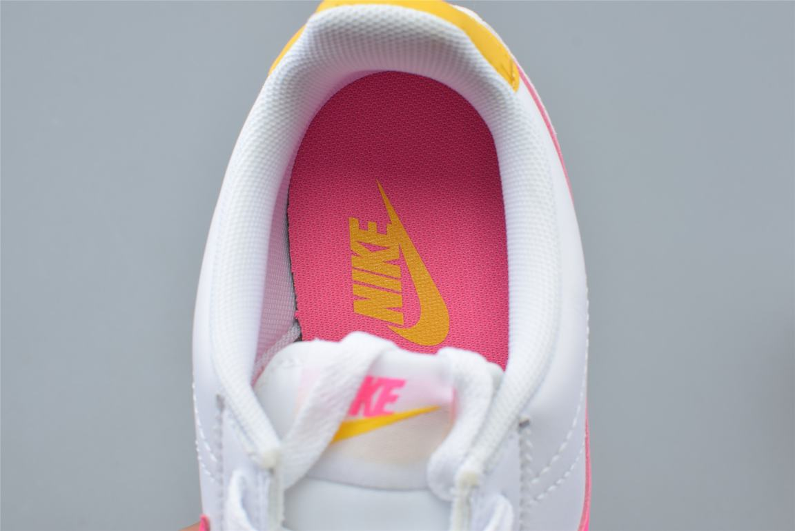 Nike Wmns Classic Cortez Leather Spring Pack Fuchsia 7