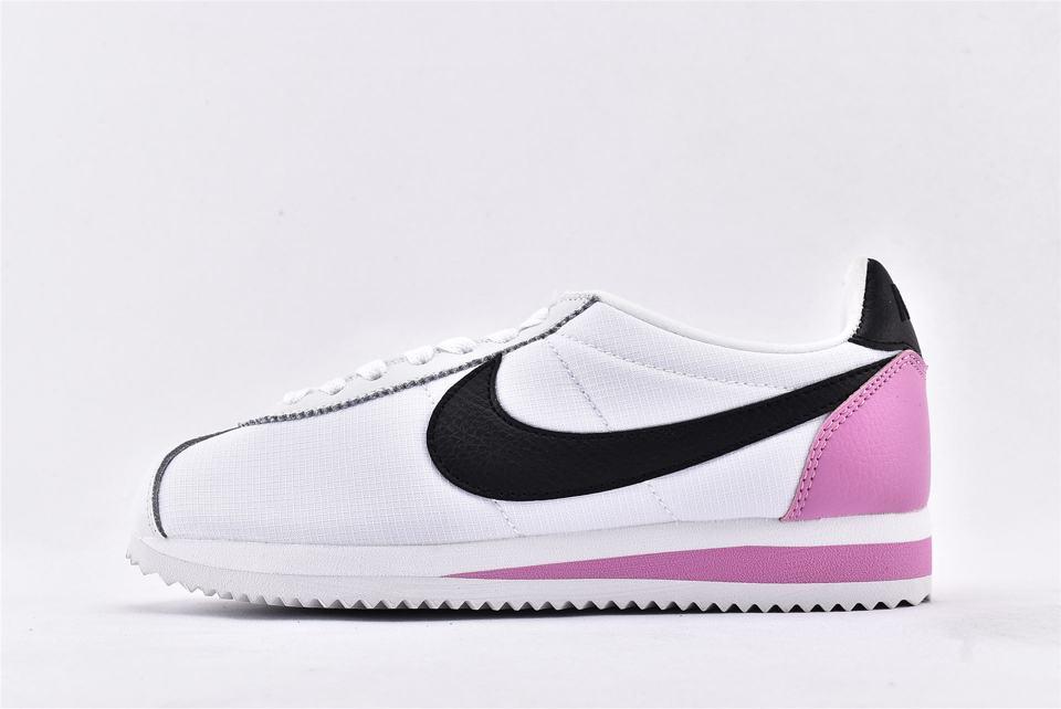 Nike Wmns Classic Cortez PREM China Rose 1