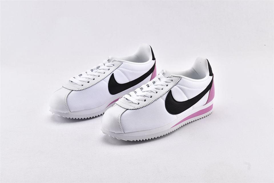 Nike Wmns Classic Cortez PREM China Rose 5