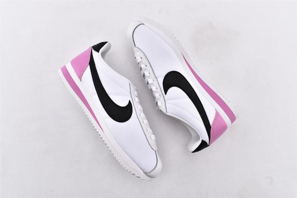 Nike Wmns Classic Cortez PREM China Rose 7