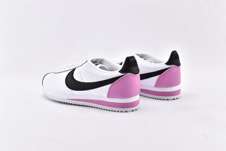 Nike Wmns Classic Cortez PREM China Rose 9