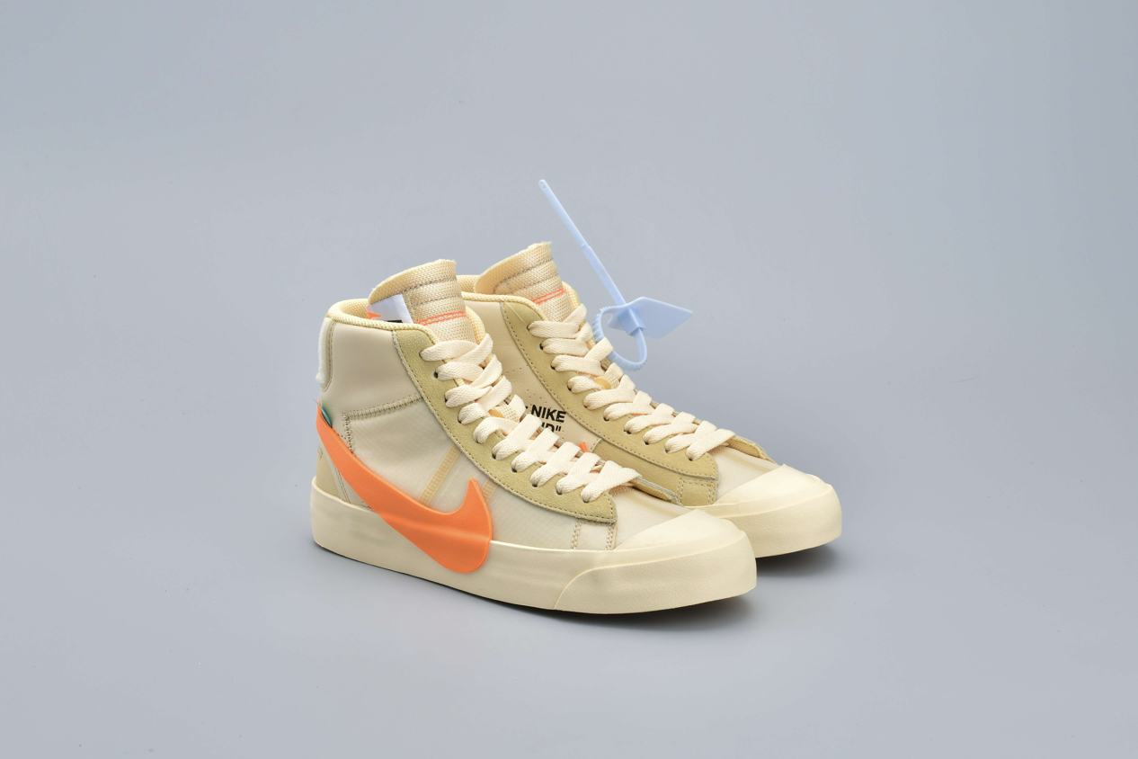 OFF WHITE x Blazer Mid All Hallows Eve 10