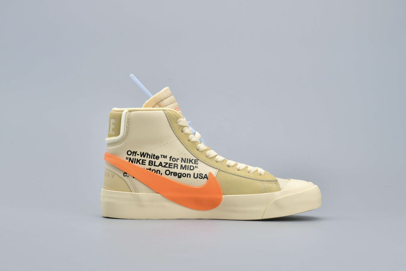 OFF WHITE x Blazer Mid All Hallows Eve 4