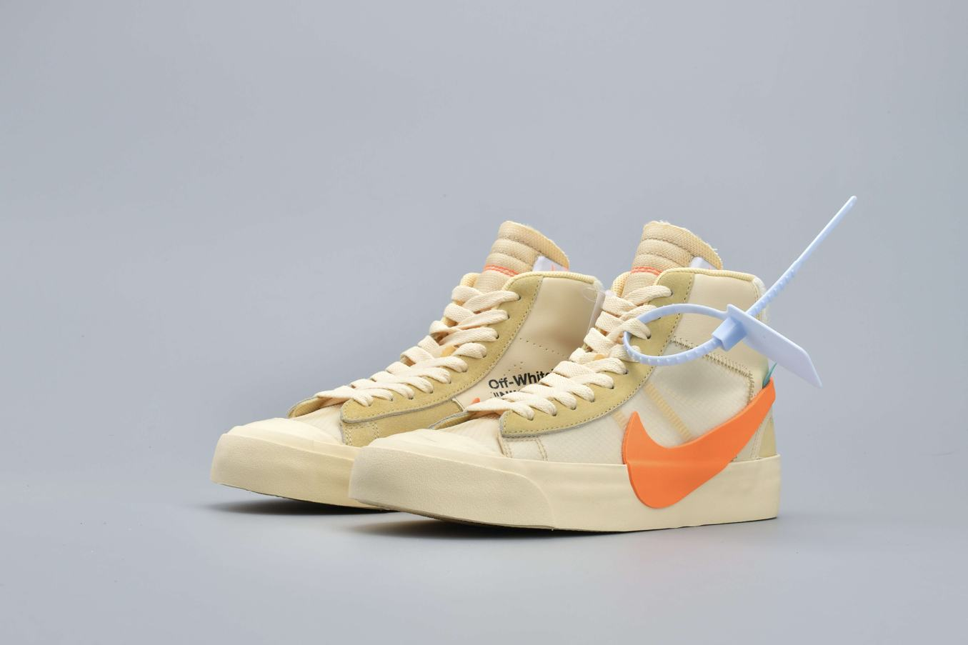 OFF WHITE x Blazer Mid All Hallows Eve 6