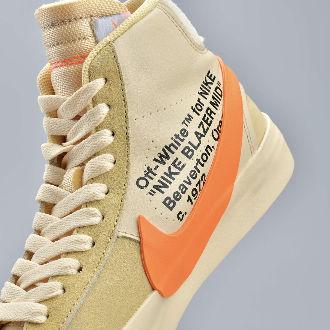 OFF WHITE x Blazer Mid All Hallows Eve 9