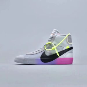 Serena Williams x OFF WHITE x Blazer Studio Mid Queen 1