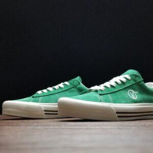Vans Sid DX Anaheim Factory Emerald 1