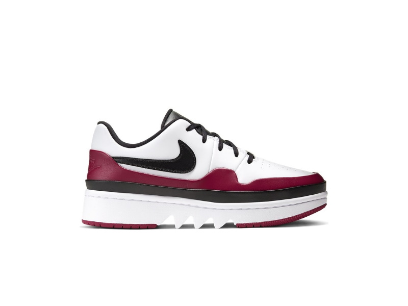 Wmns Air Jordan 1 Jester XX Low Noble Red