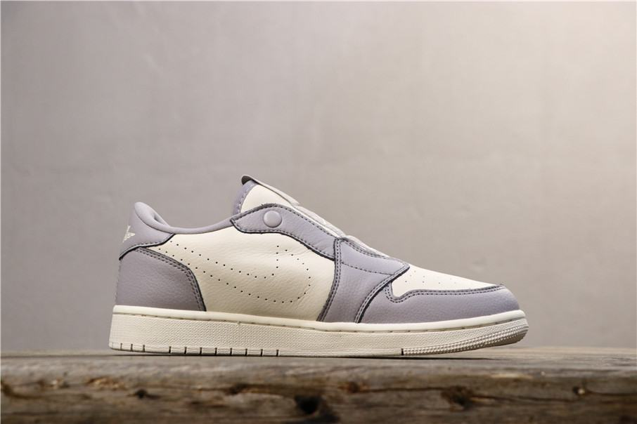 Wmns Air Jordan 1 Low Slip Atmosphere Grey 2
