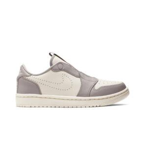 Wmns Air Jordan 1 Low Slip Atmosphere Grey