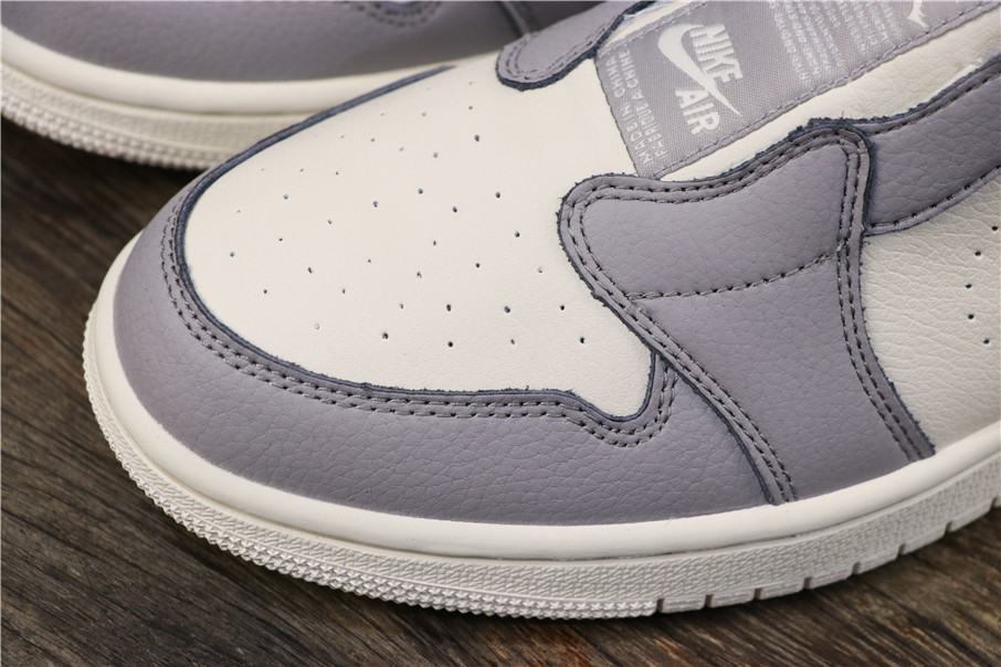 Wmns Air Jordan 1 Low Slip Atmosphere Grey 4