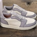 Wmns Air Jordan 1 Low Slip Atmosphere Grey 6