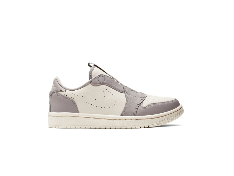 Wmns Air Jordan 1 Low Slip Atmosphere Grey