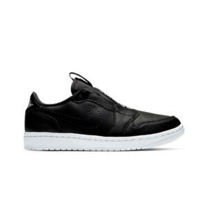 Wmns Air Jordan 1 Low Slip Black