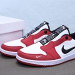 Wmns Air Jordan 1 Low Slip Chicago 1