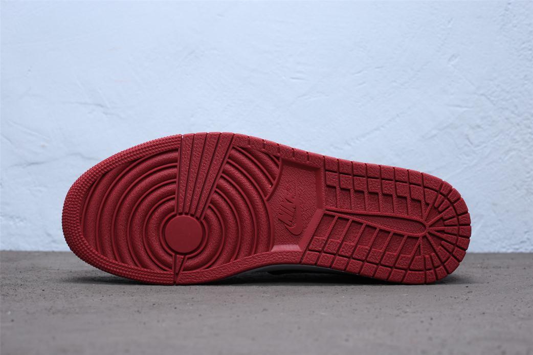 Wmns Air Jordan 1 Low Slip Chicago 10