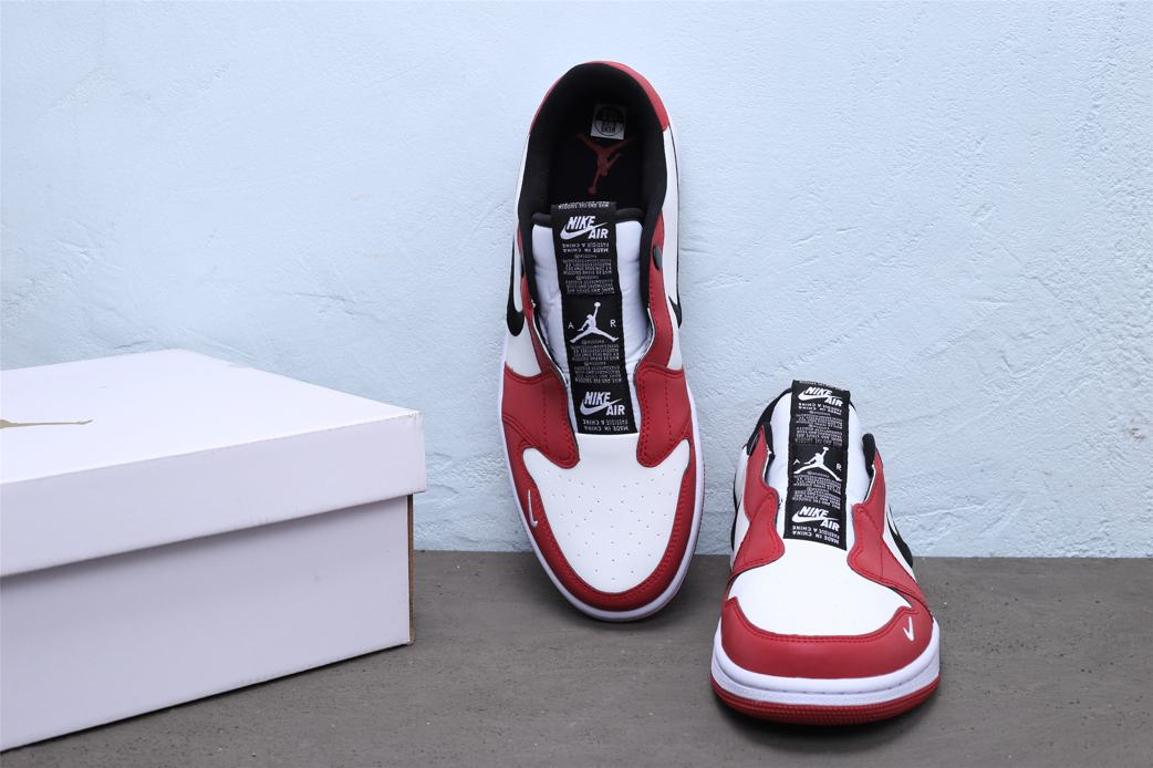 Wmns Air Jordan 1 Low Slip Chicago 2