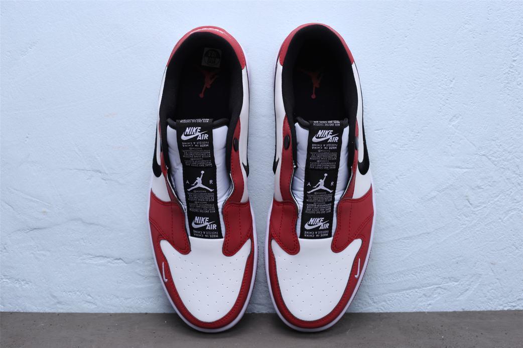 Wmns Air Jordan 1 Low Slip Chicago 3