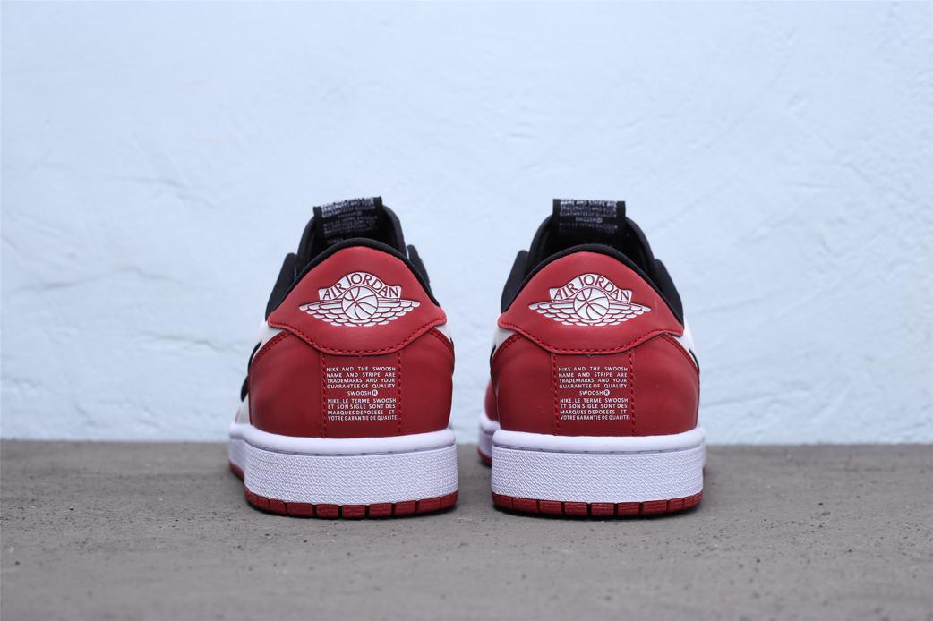 Wmns Air Jordan 1 Low Slip Chicago 5