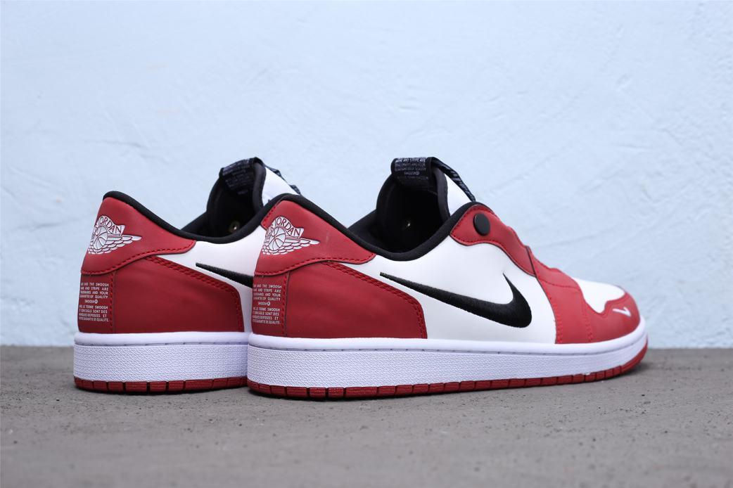 Wmns Air Jordan 1 Low Slip Chicago 6