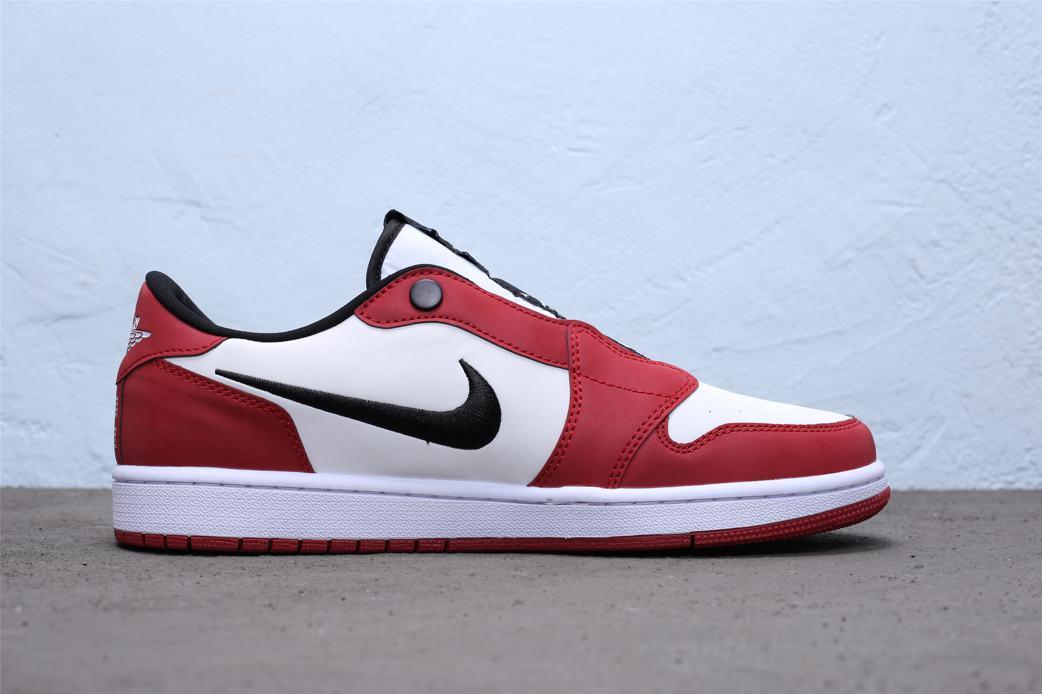 Wmns Air Jordan 1 Low Slip Chicago 8
