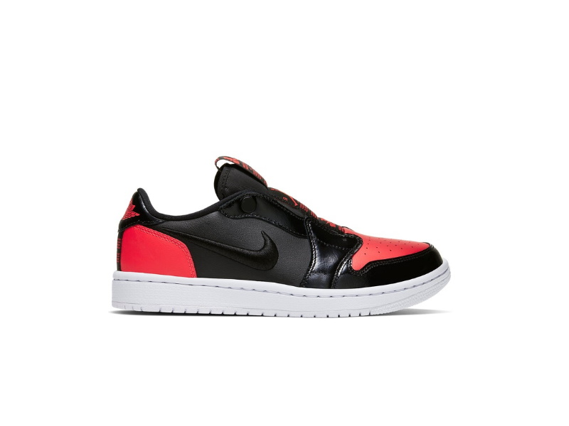 Wmns Air Jordan 1 Low Slip Infra Bred