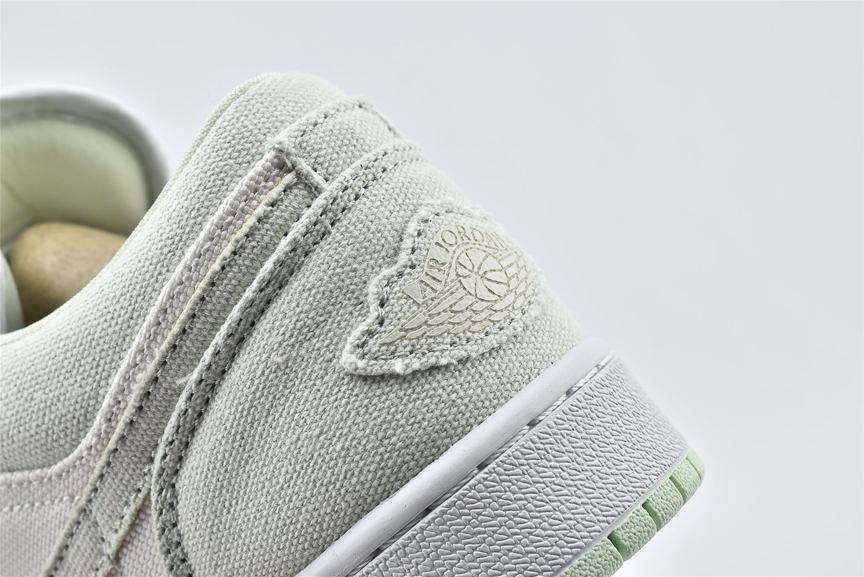 Wmns Air Jordan 1 Low Spruce Aura 12