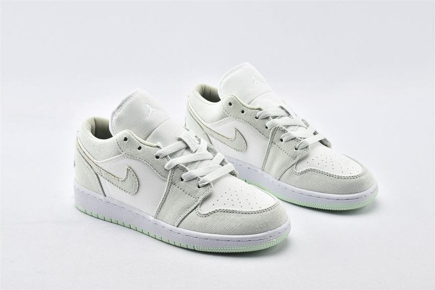 Wmns Air Jordan 1 Low Spruce Aura 2