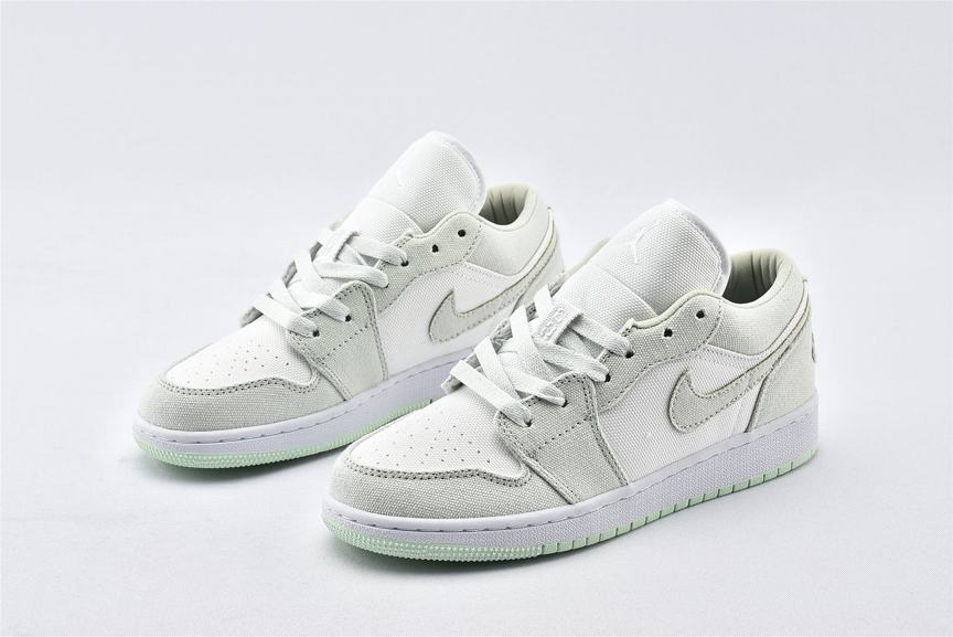 Wmns Air Jordan 1 Low Spruce Aura 5