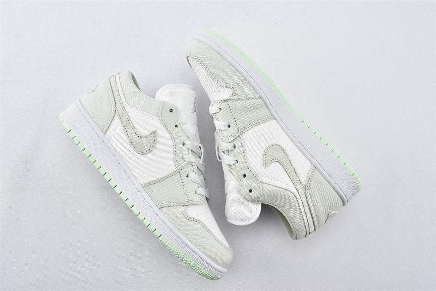 Wmns Air Jordan 1 Low Spruce Aura 7
