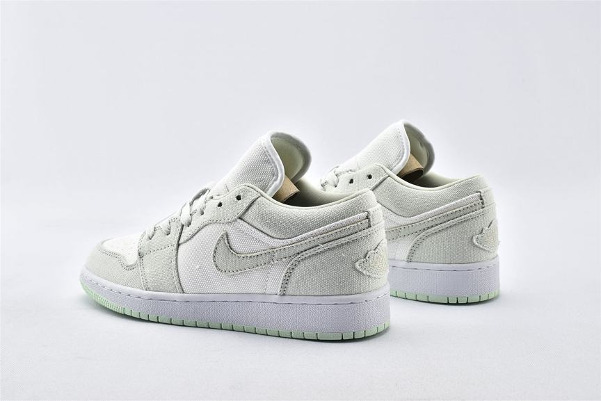 Wmns Air Jordan 1 Low Spruce Aura 9