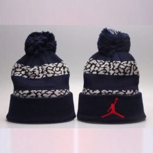 2019 Air Jordan Black White Hat
