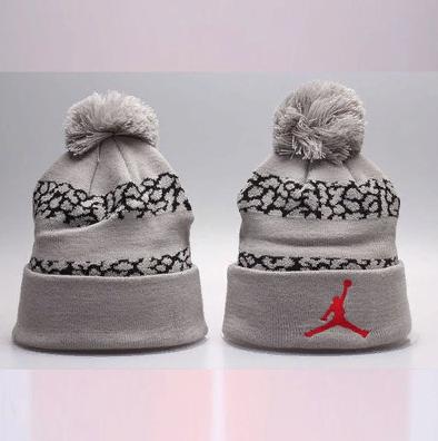 2019 Air Jordan Grey Black Hat