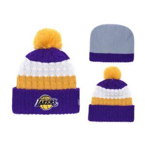 2019 Los Angeles Lakers Purple Hat