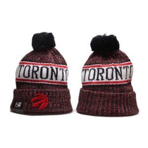 2019 New Era NBA Raptors Black Vinous Hat