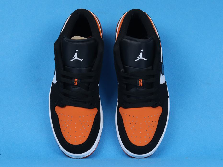Air Jordan 1 Low GS Shattered Backboard 4