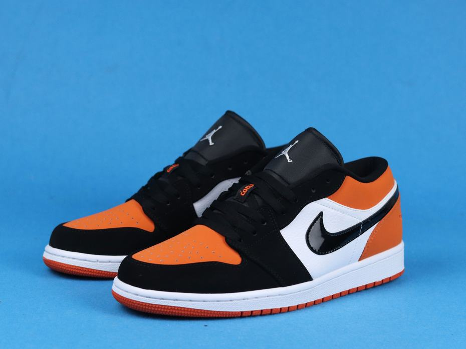 Air Jordan 1 Low GS Shattered Backboard 5