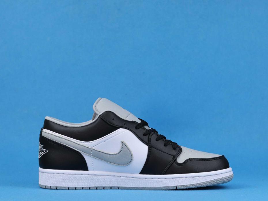 Air Jordan 1 Low GS Smoke Grey 1