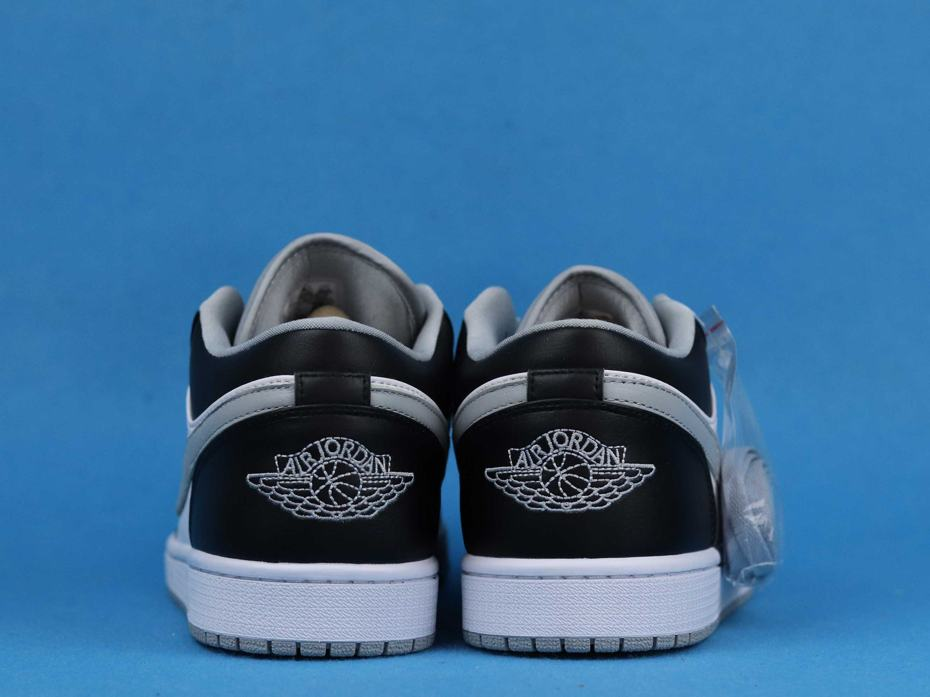 Air Jordan 1 Low GS Smoke Grey 3